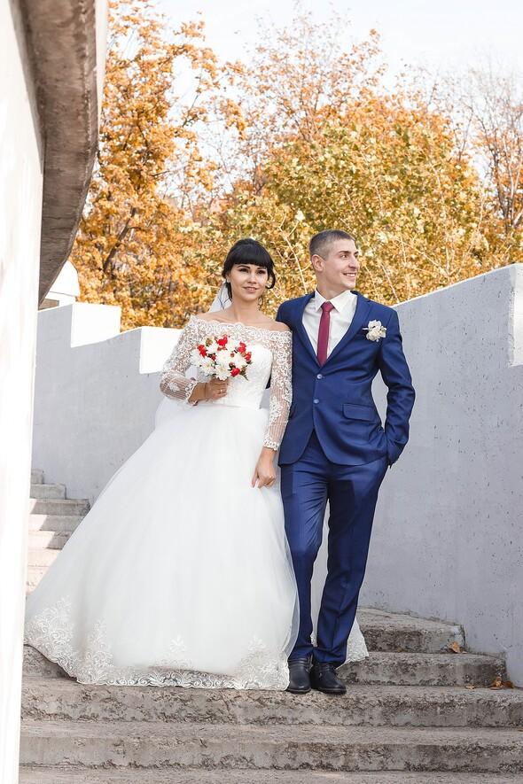 Свадьба Виталия и Юлии - фото №6