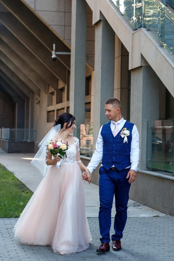 Свадьба Яны и Сергея - фото №19