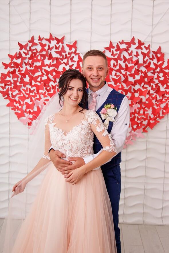 Свадьба Яны и Сергея - фото №16