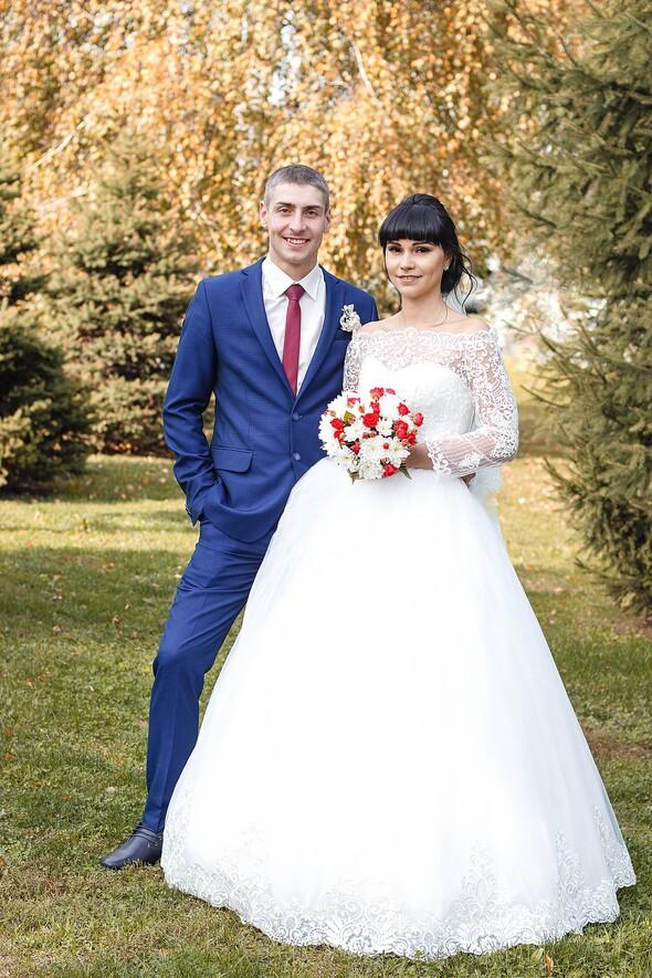 Свадьба Виталия и Юлии - фото №14