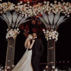 Свадебное агентство Adam&Eva - выездная церемония в Киеве - фото 1