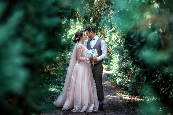 Дмитрий и Алина - фото №23