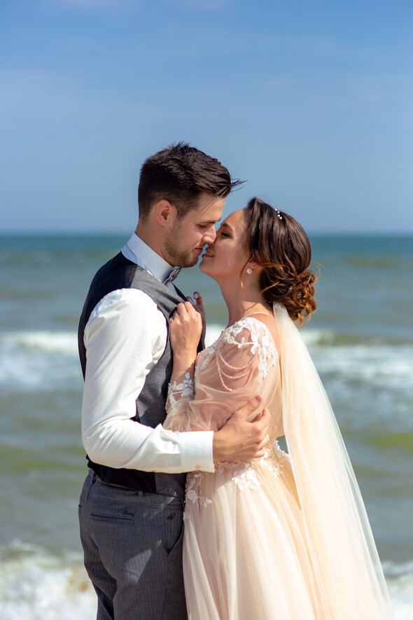 Дмитрий и Алина - фото №19