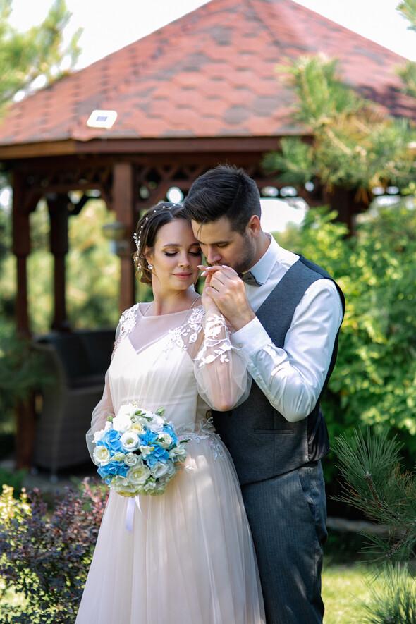 Дмитрий и Алина - фото №17