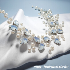 rain_hairaccessories - свадебные аксессуары в Виннице - фото 4
