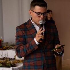 Антон  Цимбал - ведущий в Киеве - фото 4