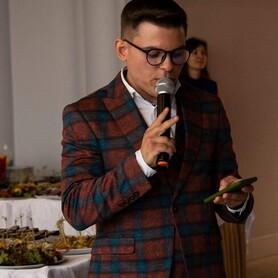 Антон  Цимбал - ведущий в Киеве - портфолио 4