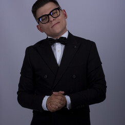 Антон  Цимбал - ведущий в Киеве - фото 3