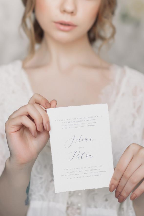 Сборы утра невесты - фото №3