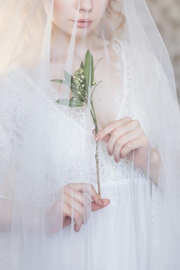 Сборы утра невесты - фото №8
