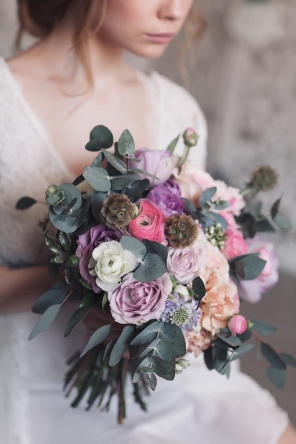 Сборы утра невесты - фото №14