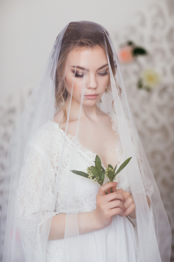 Сборы утра невесты - фото №6