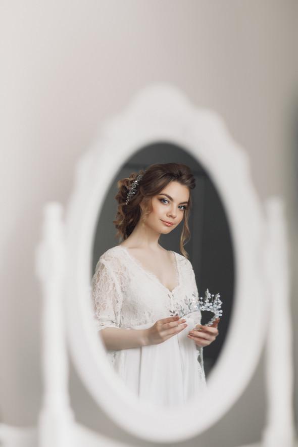 Сборы утра невесты - фото №4