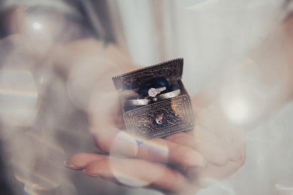 Сборы утра невесты - фото №15