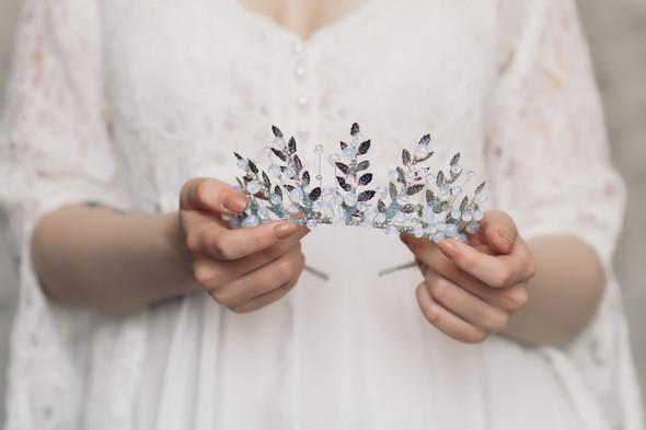 Сборы утра невесты - фото №5