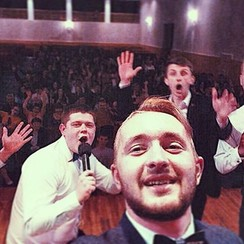 Олександр Фененко - ведущий в Полтаве - фото 3