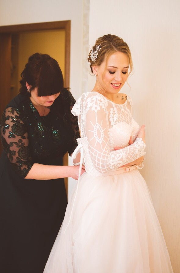 Wedding day Анна Владимир  - фото №53