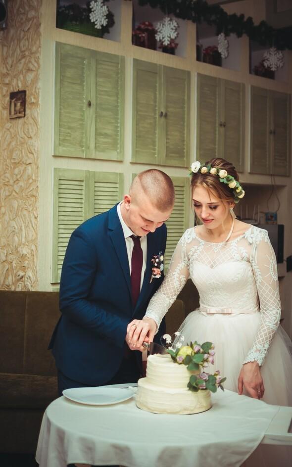 Wedding day Анна Владимир  - фото №44