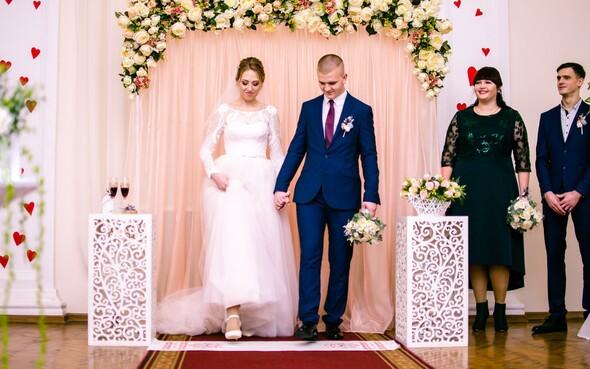 Wedding day Анна Владимир  - фото №25