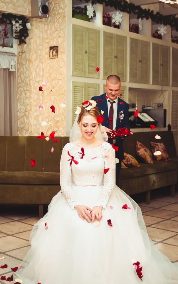 Wedding day Анна Владимир  - фото №38