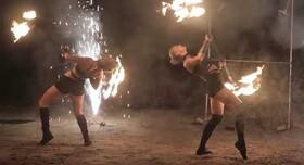 The show voice of fire - артист, шоу в Сумах - фото 1