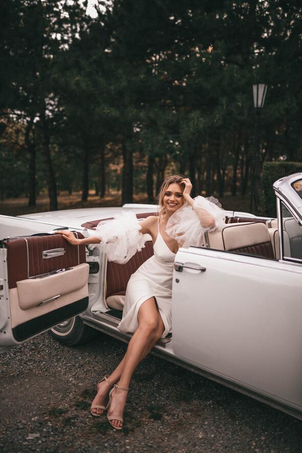 Свадебная фотосессия Лизы и Артема - фото №22