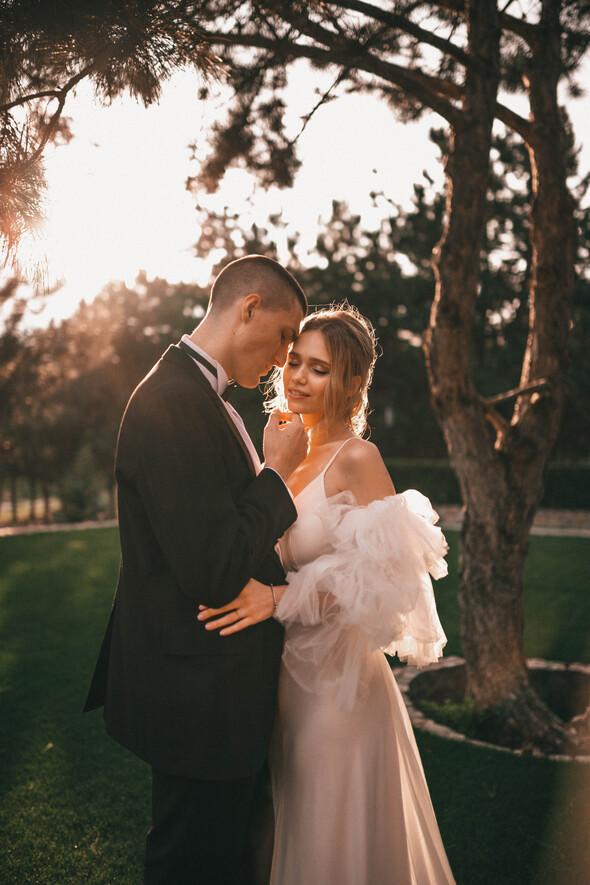 Свадебная фотосессия Лизы и Артема - фото №1