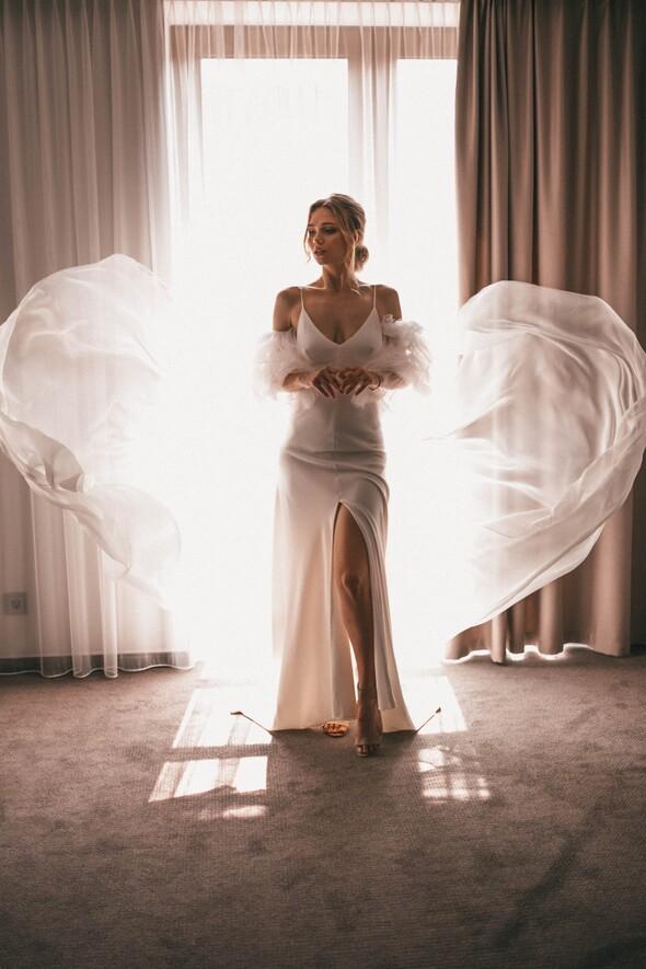 Свадебная фотосессия Лизы и Артема - фото №2