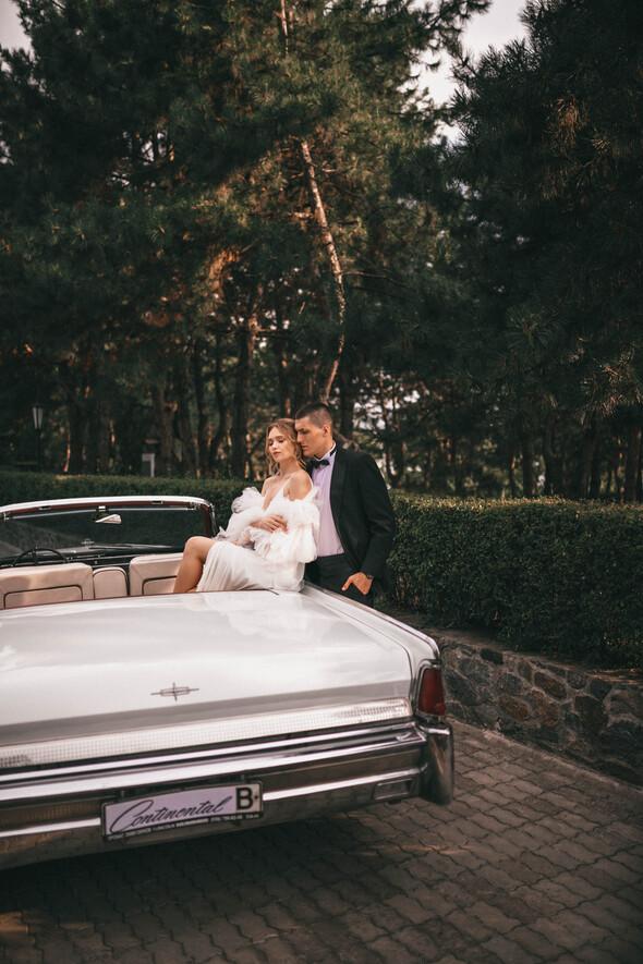 Свадебная фотосессия Лизы и Артема - фото №7