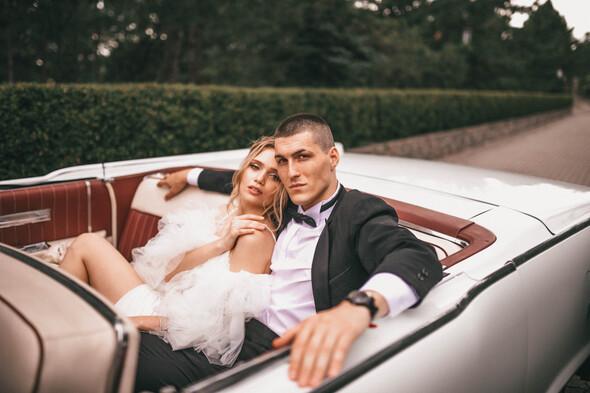 Свадебная фотосессия Лизы и Артема - фото №18