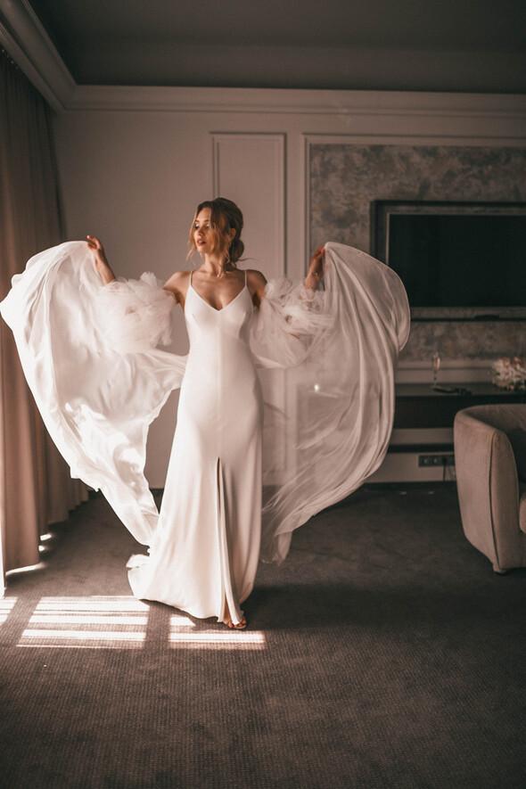 Свадебная фотосессия Лизы и Артема - фото №14