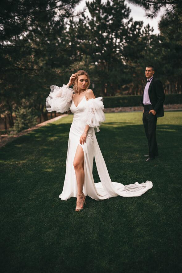 Свадебная фотосессия Лизы и Артема - фото №17