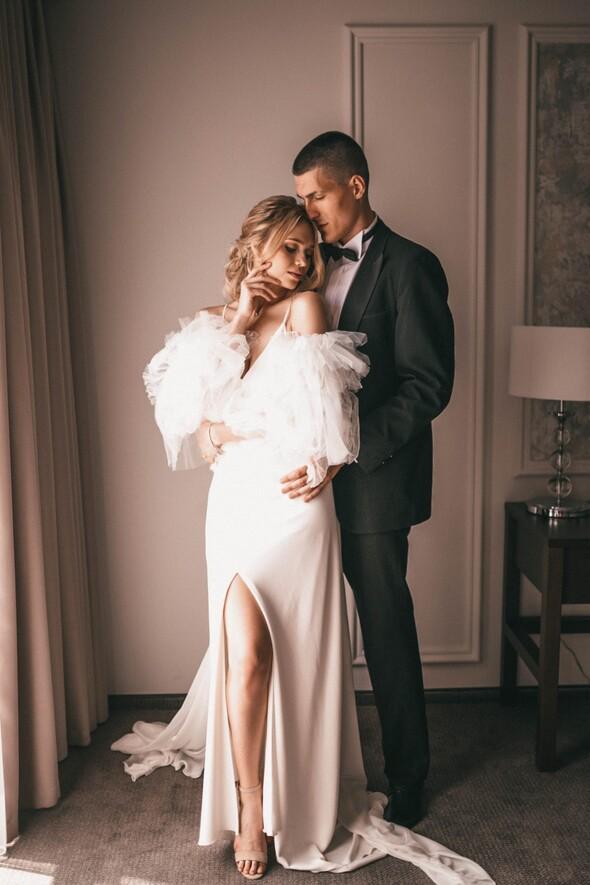 Свадебная фотосессия Лизы и Артема - фото №16
