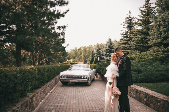 Свадебная фотосессия Лизы и Артема - фото №20