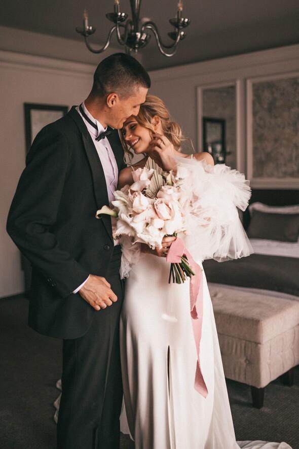 Свадебная фотосессия Лизы и Артема - фото №15