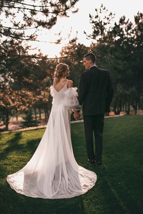 Свадебная фотосессия Лизы и Артема - фото №23