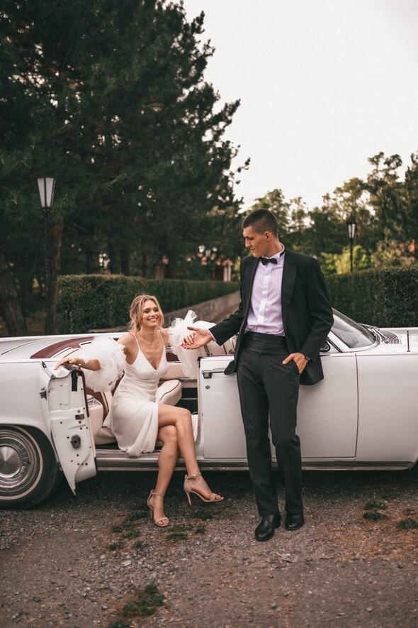 Свадебная фотосессия Лизы и Артема - фото №3