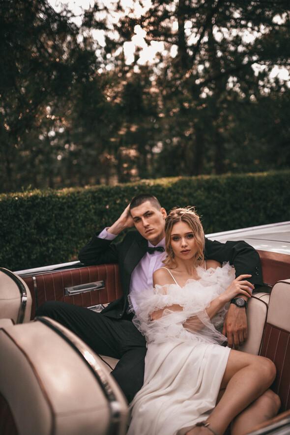 Свадебная фотосессия Лизы и Артема - фото №21
