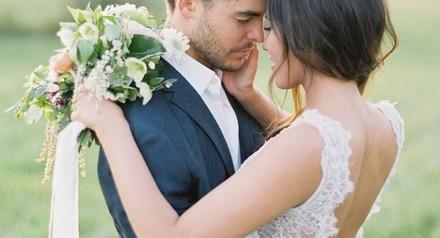 Скидка на свадьбы в апреле и мае