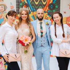 Ольга Каспирович - свадебное агентство в Харькове - фото 1