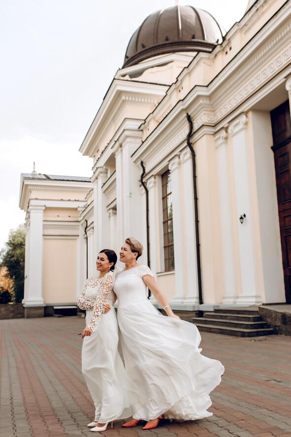 Свадьба на рассвете и венчание - фото №10