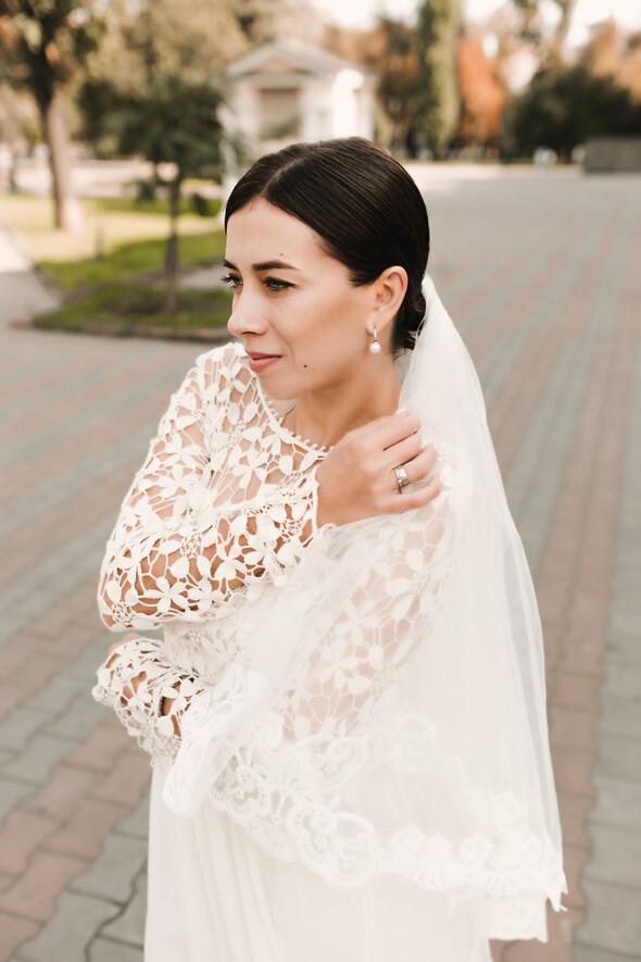 Свадьба на рассвете и венчание - фото №13