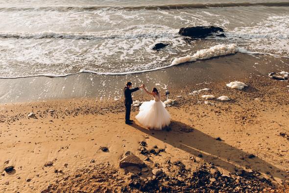 Свадьба на рассвете и венчание - фото №7