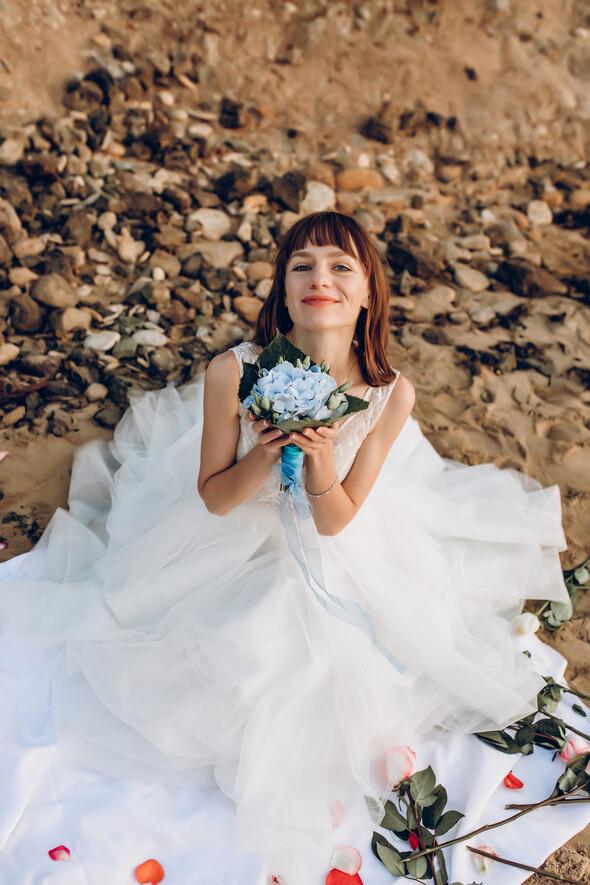 Свадьба на рассвете и венчание - фото №5