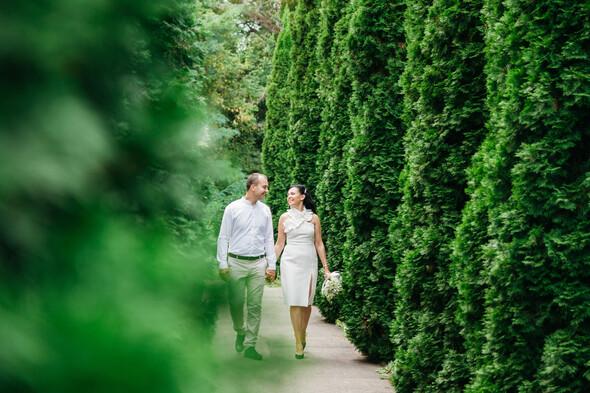 Свадьба Анастасии и Виталика - фото №74