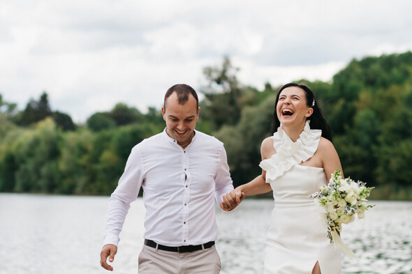 Свадьба Анастасии и Виталика - фото №45
