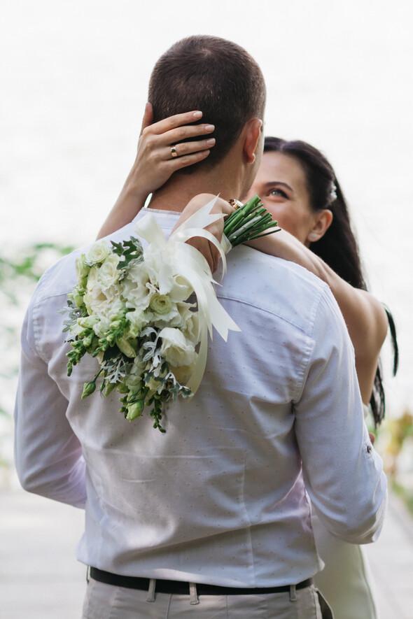 Свадьба Анастасии и Виталика - фото №124