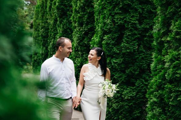 Свадьба Анастасии и Виталика - фото №76
