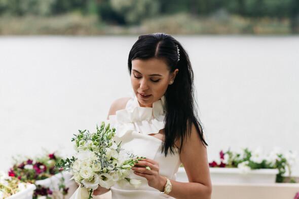 Свадьба Анастасии и Виталика - фото №24