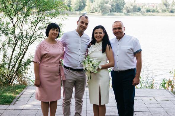 Свадьба Анастасии и Виталика - фото №109